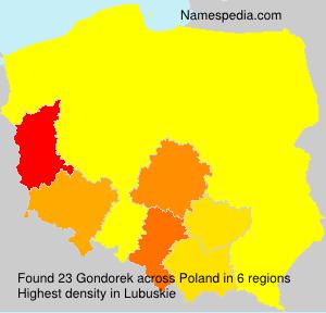 Gondorek