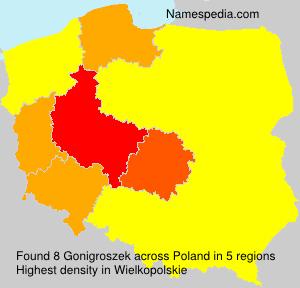Gonigroszek