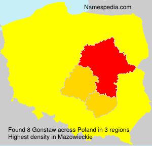 Gonstaw