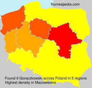 Goraczkowski