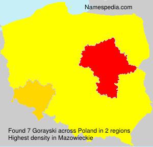 Gorayski