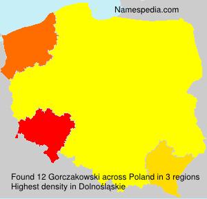 Gorczakowski