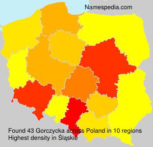 Gorczycka