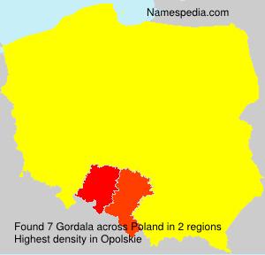 Gordala