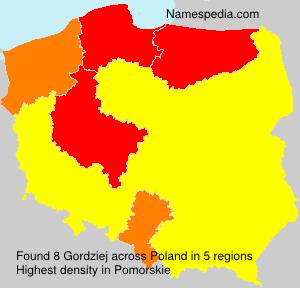 Gordziej