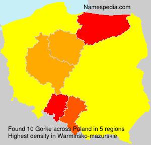 Gorke