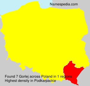Gorlej
