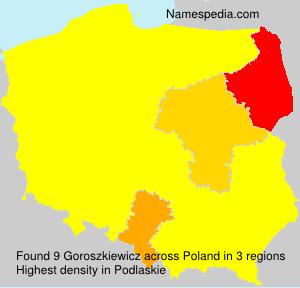 Goroszkiewicz