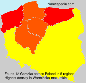 Gorszka