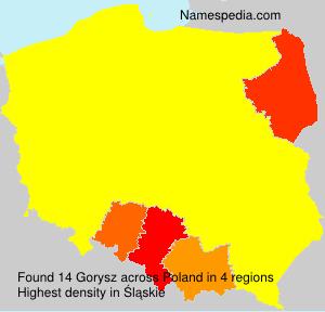 Gorysz