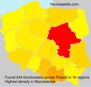 Gorzkowska