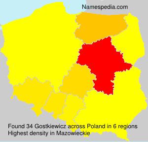 Gostkiewicz