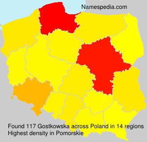 Gostkowska