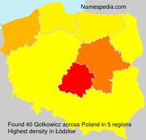 Gotkowicz