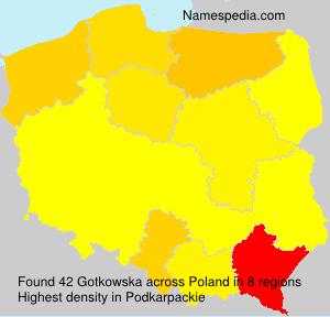 Gotkowska