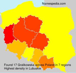Gralikowska