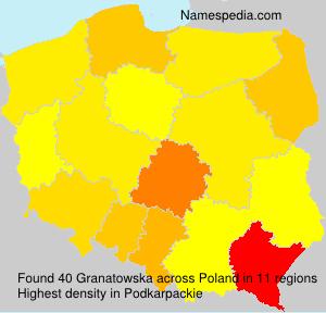 Granatowska