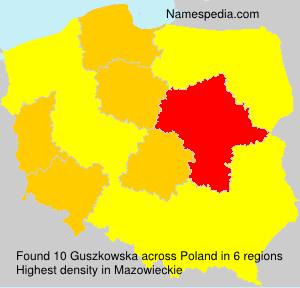 Guszkowska