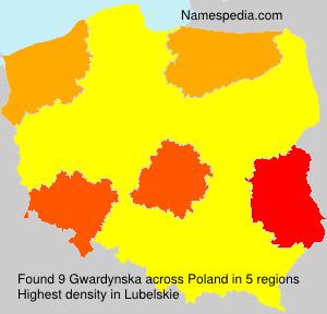 Gwardynska