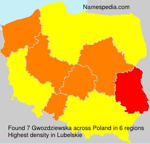 Gwozdziewska