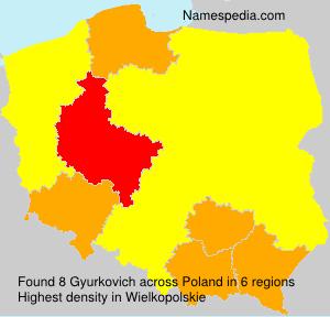 Gyurkovich