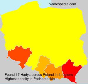 Hadys