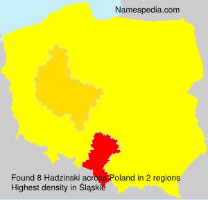 Hadzinski