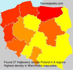Hajbowicz