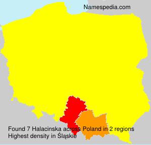 Halacinska