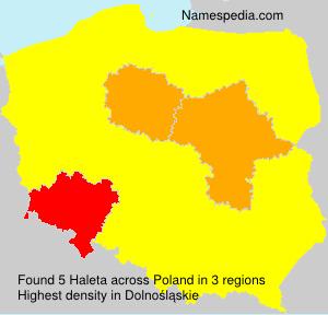 Haleta