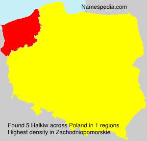 Halkiw