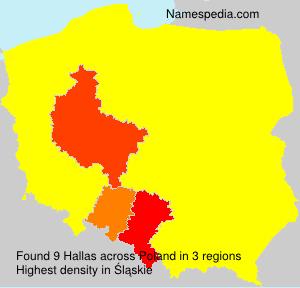 Hallas