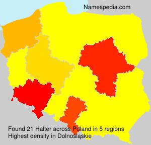 Halter