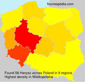 Hanysz