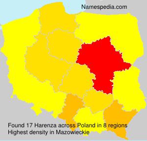 Harenza