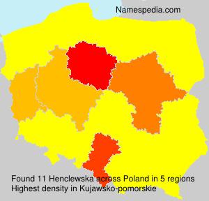 Henclewska