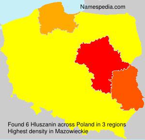 Hluszanin