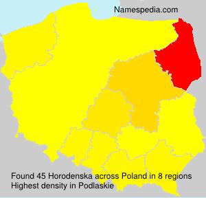Horodenska