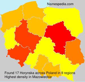 Horynska