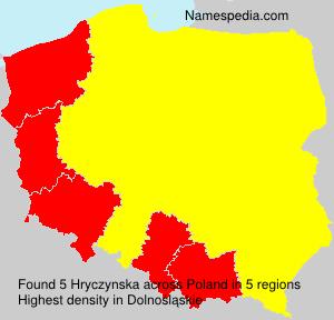 Hryczynska