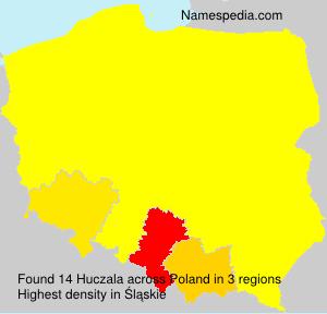 Huczala