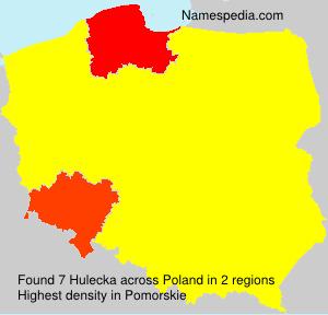 Hulecka