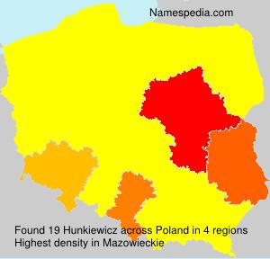 Hunkiewicz