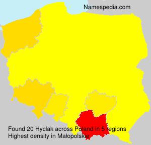 Hyclak