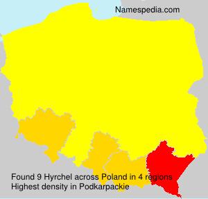 Hyrchel