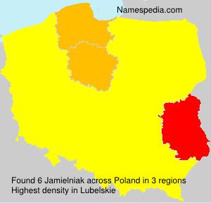 Jamielniak - Names Encyclopedia