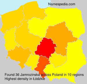 Jamrozinska