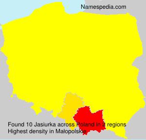 Jasiurka