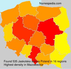 Jaskolska