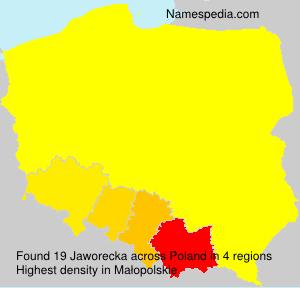 Jaworecka